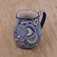 Ceramic pitcher,