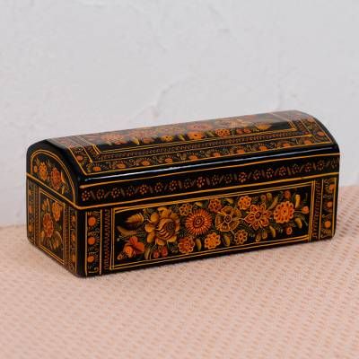 Wood decorative box, Secrets of My Heart