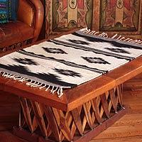 Zapotec rug,