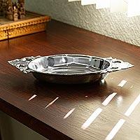 Aluminum tray,