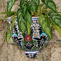 Wall planter, 'Salamanca' - Wall planter