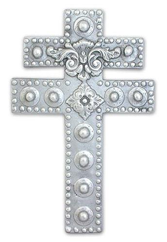 Aluminum cross