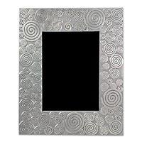 Aluminum picture frame,