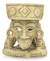 Ceramic figurine, 'Ancient Fire God' - Handmade Aztec Archaeologyl Ceramic Sculpture (image 2a) thumbail