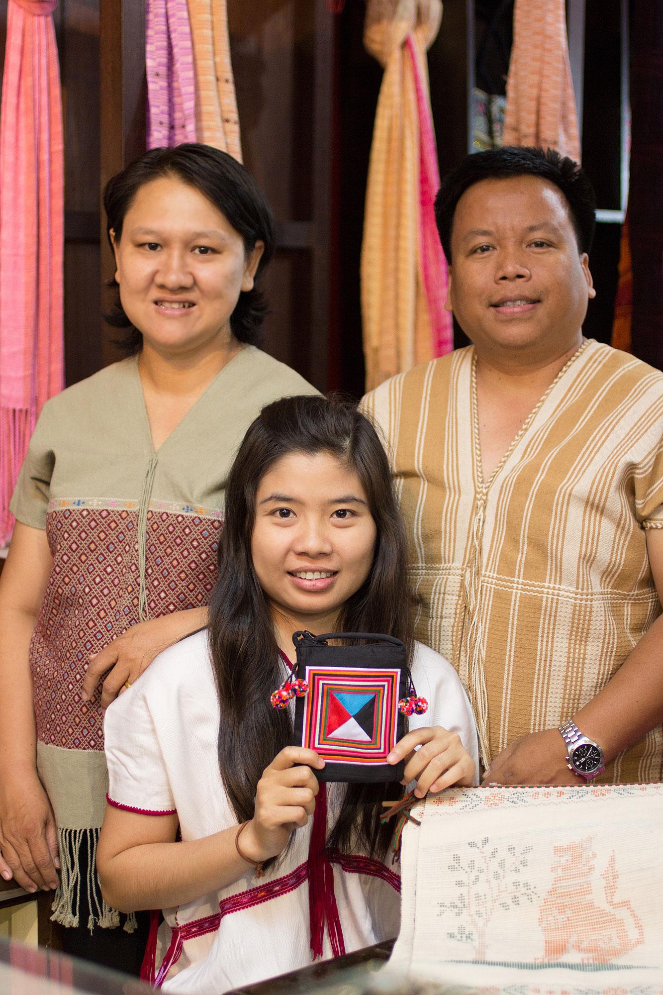 Thai Tribal Crafts