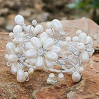 Pearl Wrap Bracelet Garland (thailand)