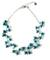 Pearl choker, 'Fresh Dew' - Hand Made Beaded Pearl Necklace (image 2a) thumbail