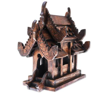 Hand Made Teak Sculpture