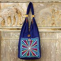 Cotton handbag Star Shine Thailand