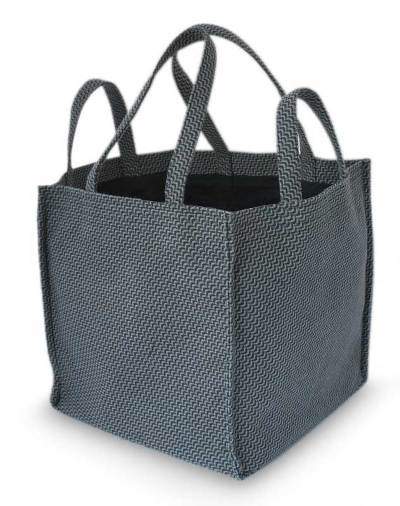 Cotton Shopping Tote Bag