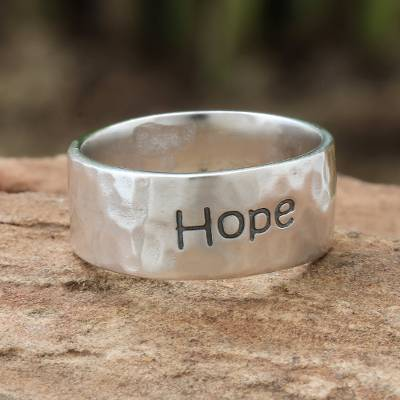 d&d silver ring weight plates - Inspirational Sterling Silver Band Ring