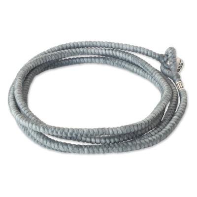 Handcrafted Wrap Bracelet
