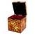 Wood jewelry box, 'Lady of Lanna' - Wood jewelry box (image 2b) thumbail
