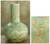 Celadon vase, 'Jungle Blooms' - Glazed Celadon Vase Crafted by Hand in Thailand (image 2) thumbail