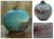 Ceramic bud vase, 'Turquoise Realm' (medium) - Ceramic Bud Vase Crafted by Hand (medium) (image 2) thumbail