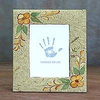 Saa paper photo frame,