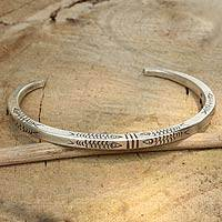 Bracelet, Hill Tribe Fish