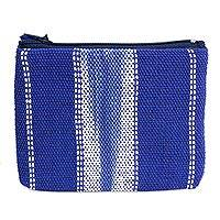 Featured review for Cotton coin purse, Royal Blue Friend