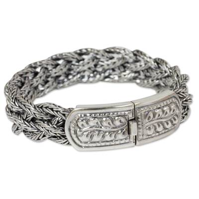 Artisan Crafted Thai Sterling Silver Women