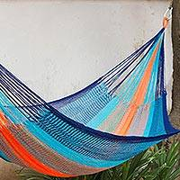Rope hammock Sweet Relaxation double Thailand