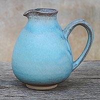Ceramic jug,
