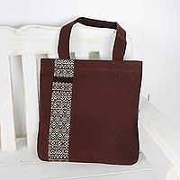 Cotton tote bag,