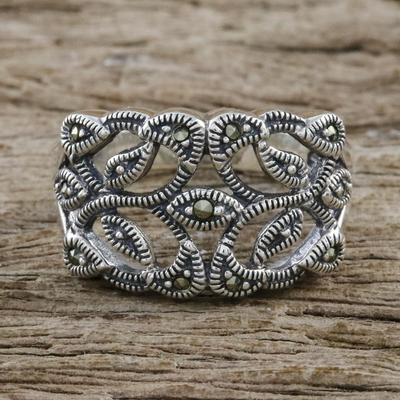black pinky ring necklace symbolism