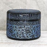 Mango wood decorative box,