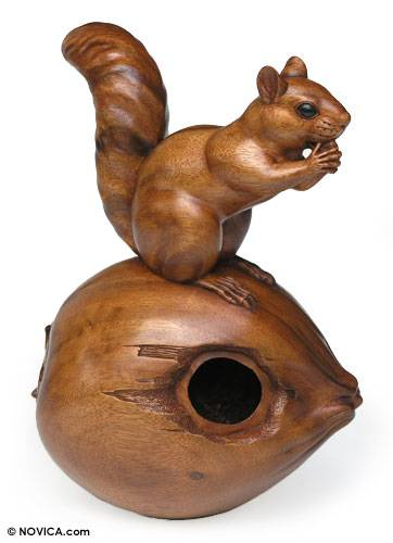 Image gallery squirrel sculpture