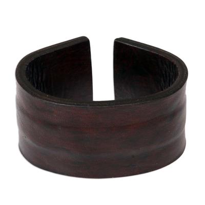 Unique Leather Wristband Bracelet