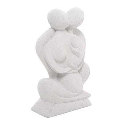 Handcrafted Stone Sculpture from Indonesia