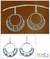 Sterling silver dangle earrings, 'Bali Shines' - Sterling silver dangle earrings (image 2) thumbail
