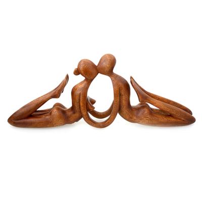 Romantic Wood Sculpture