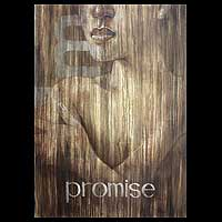 'Promise' - Acrylic Painting