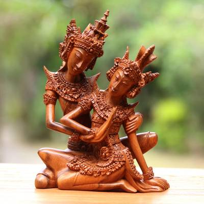 Hindu Love Story, sculpture