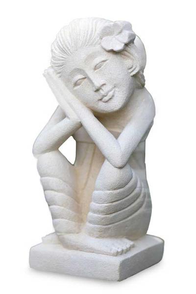 Hand Made Sandstone Sculpture