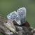 Sterling silver wrap ring, 'Together' - Sterling Silver Wrap Ring from Indonesia (image 2) thumbail