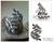 Sterling silver ring, 'Balinese Fronds' - Sterling Silver Leaf Ring (image 2) thumbail