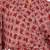 Batik robe, 'Ruby Red Nebula' - Red Hand Crafted Batik Robe from Indonesia (image 2d) thumbail