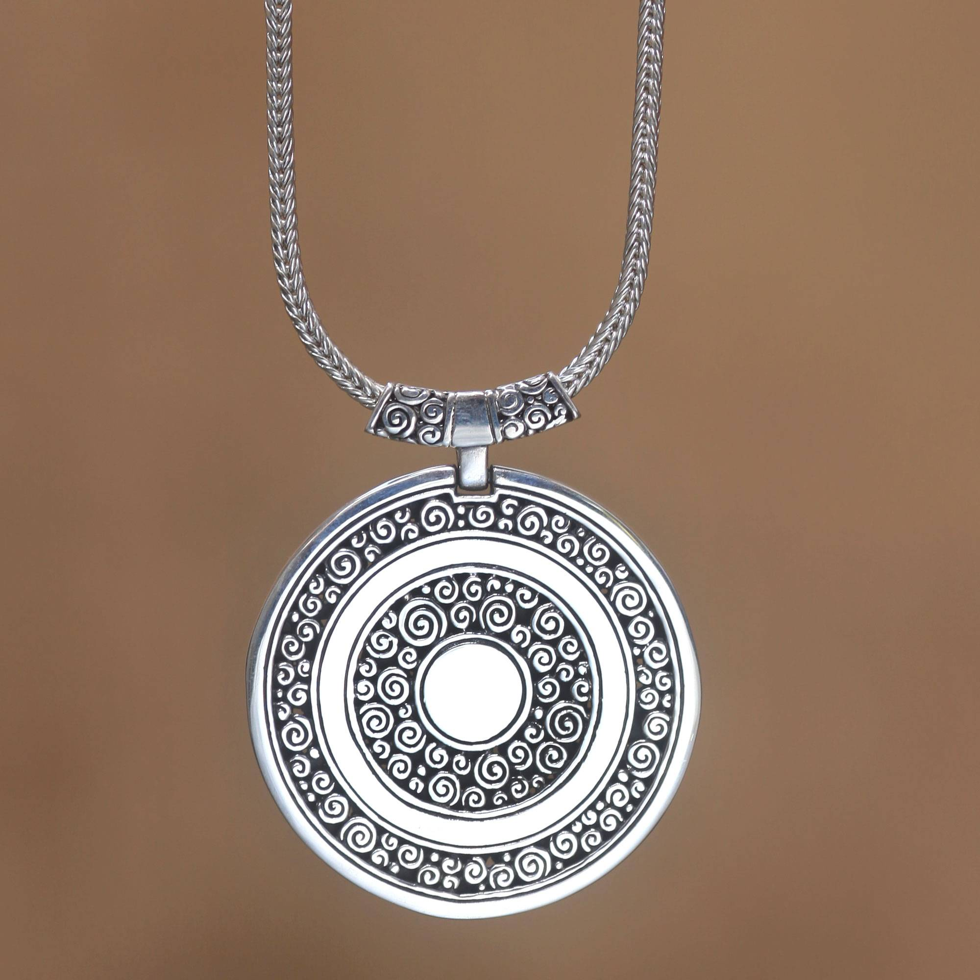 Unicef Uk Market Unique Sterling Silver Pendant Necklace Timeless Treasure