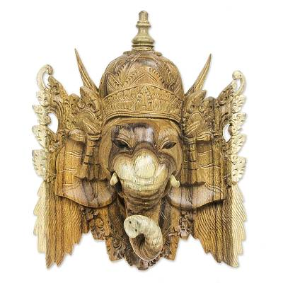 Balinese Ganesha Mask