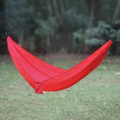 Parachute hammock, Uluwatu Red (single)