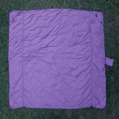 Parachute beach blanket, Sanur Purple
