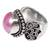 Cultured mabe pearl cocktail ring, 'Purely Pink' - Artisan Crafted Pink Mabe Pearl Cocktail Ring from Bali thumbail