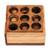 Teakwood puzzle, 'Target' - Artisan Crafted Upcycled Teakwood Puzzle from Java (image 2c) thumbail
