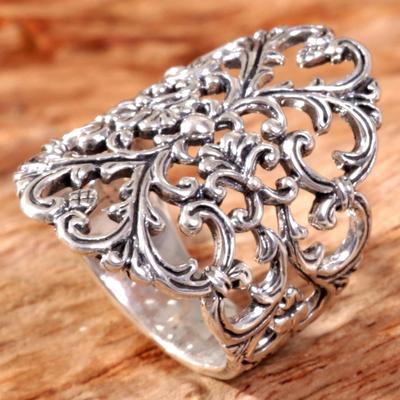 sterling silver ring earrings hypoallergenic