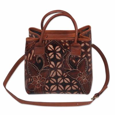 Novica Evening bag, Floral Dance