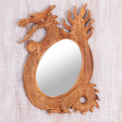 Mirror, Dragon Reflection