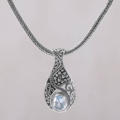 necklac jewelers pendant blue bt necklace freedman topaz andrea candela