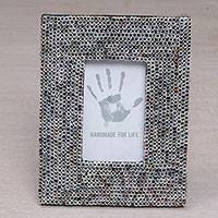 Featured review for Recycled paper photo frame, Straw Memories (3x5)